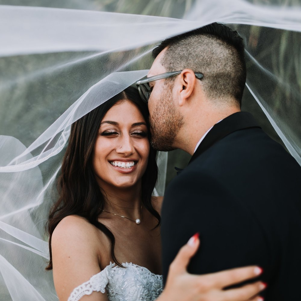 Negar and Daniel wedding at Smog Shoppe Culver City part of Marivone Productions wedding venues persian and spanish wedding