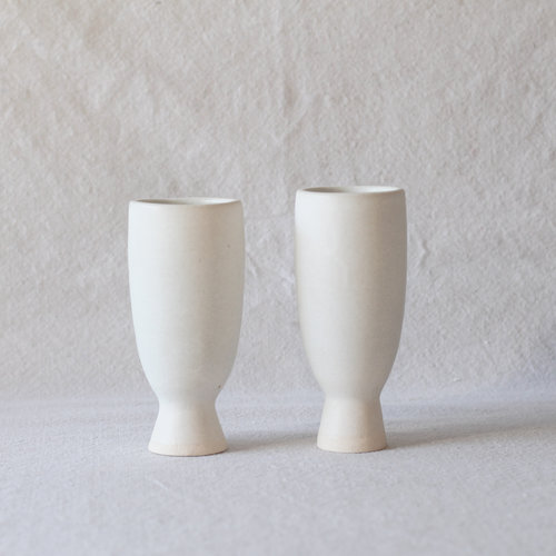 Tall Vases By Kelley Burnett The Pottery Studio