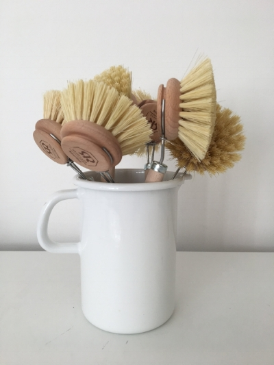 Ditch the plastic - our wooden washing up brushes are made by Redecker, a family run business who are passionate about sustainability. We also sell replacement heads for these brushes.