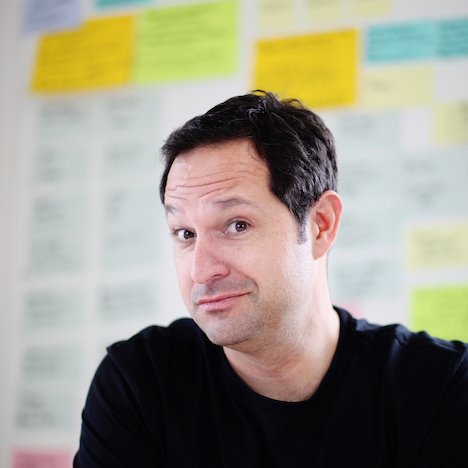 Marc Gutman - Storyteller, Entrepreneur    View Marc's LinkedIn Profile ›