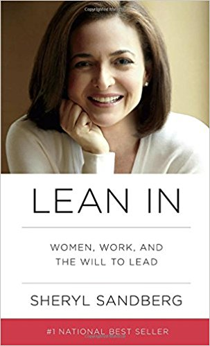 "Lean in by Sheryl Sandberg - Sandberg is chief operating officer of Facebook and coauthor of Option B with Adam Grant. In 2010, she gave an electrifying TED talk in which she described how women unintentionally hold themselves back in their careers. Her talk, which has been viewed more than six million times, encouraged women to ""sit at the table,"" seek challenges, take risks, and pursue their goals with gusto.Lean In continues that conversation, combining personal anecdotes, hard data, and compelling research to change the conversation from what women can't do to what they can. Sandberg provides practical advice on negotiation techniques, mentorship, and building a satisfying career. She describes specific steps women can take to combine professional achievement with personal fulfillment, and demonstrates how men can benefit by supporting women both in the workplace and at home."