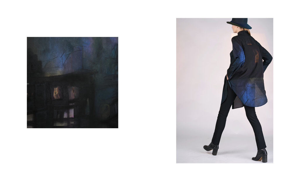 blouse ELIM 27129-06 | pants ALAO 27100-08 | hat BOWL 27412-03