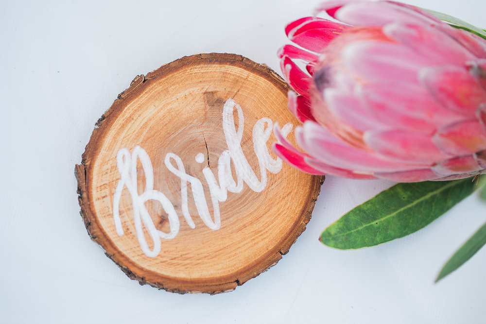 Featured wedding - Nature Inspired Wedding embracing the natural  beauty of the outdoors with a sweet kiss of romance.