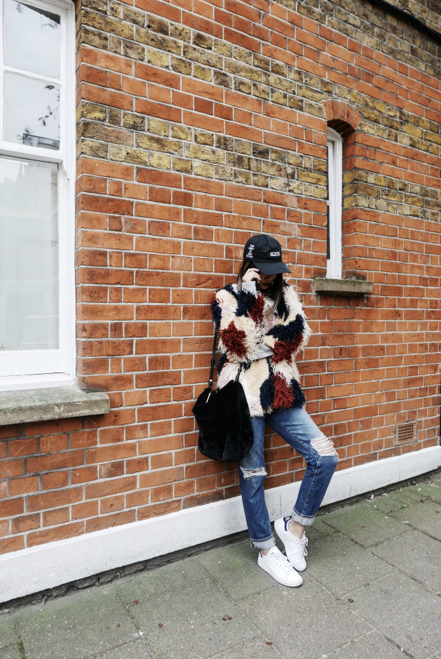 IN LOVE WITH THIS REVOLVE JACKET! - IMAGES BY OLIVER TAYLOR