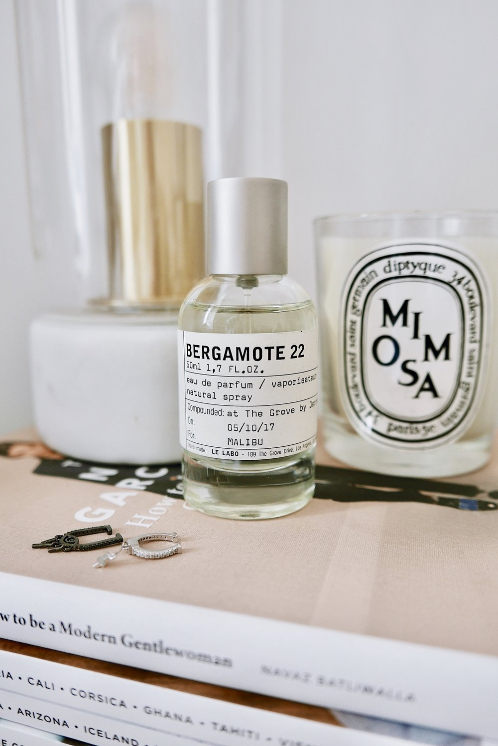 LE LABO 'BERGAMOT 22'  - NOTES - VETIVER, ORANGE BLOSSOM AND CEDAR WOODI love Le Labo but I know it's quite pricey.  This is actually my first Le Labo purchase so I know I wanted it to be a scent that can carry me from day to night but also fun and refreshing. I've found that lately I've also been drawn to citrus scents which I've never liked before. I guess you change your preferences as you grown up. With Le Labo, I love how you can personalised the label which is one of the luxury touches the brand offers. I ended up naming this fragrance after my day tip to Malibu back in May (was one of the best days I've experienced) and it just holds such a special memory close to my heart.  Le Labo Bergamote 22 available here
