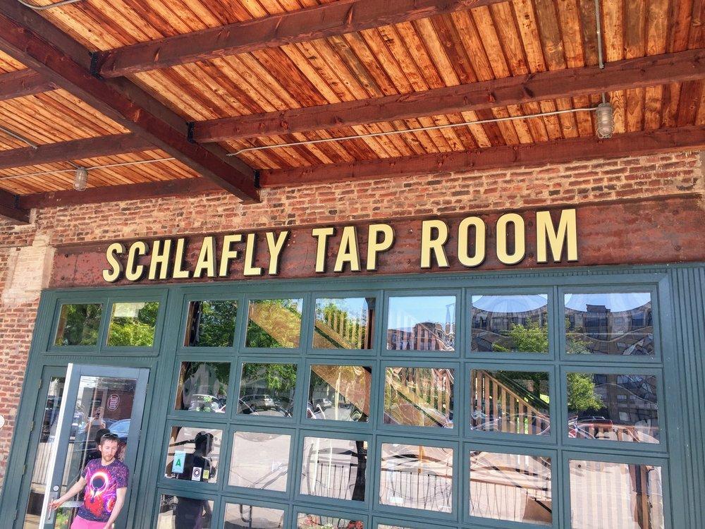 Schlafly Brewery
