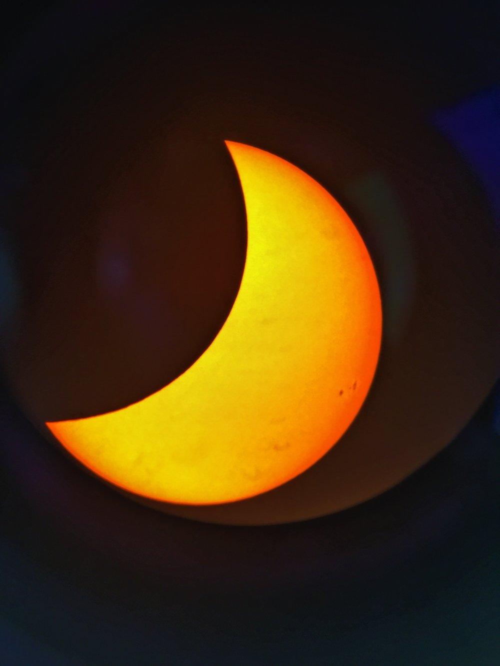 2017 Solar Eclipse - ST Louis