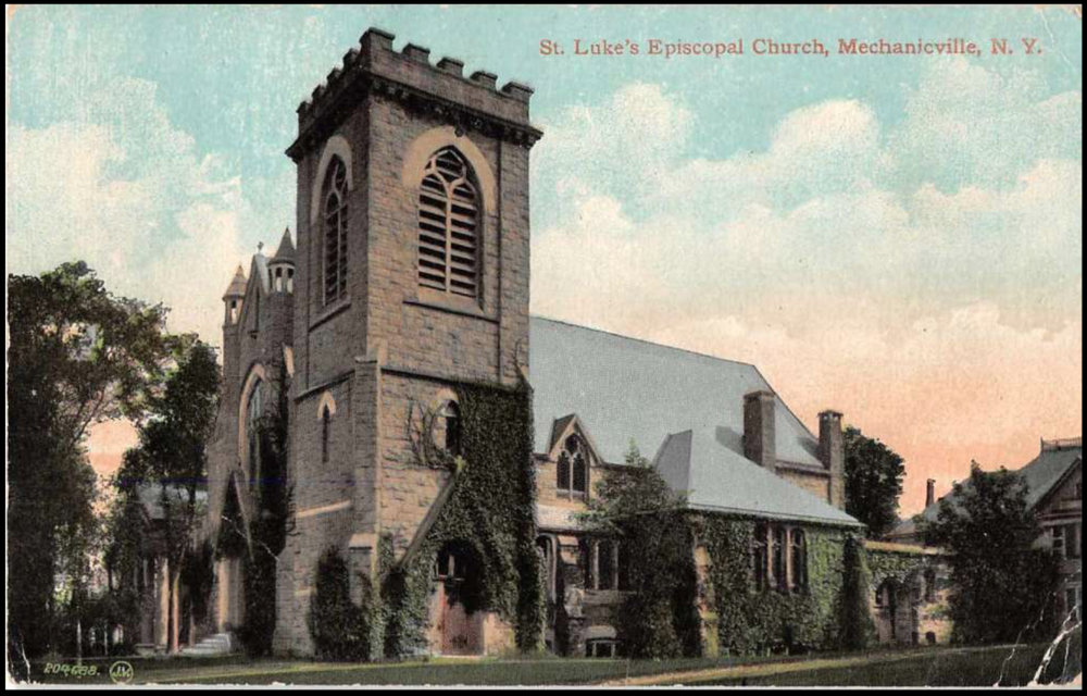 1914 Postcard of the building
