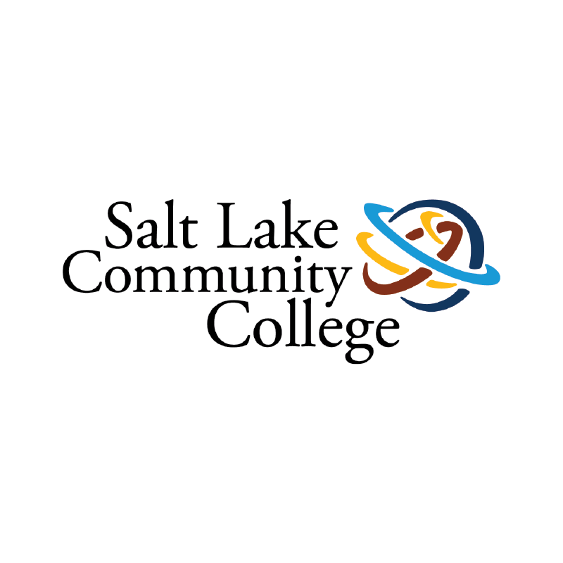 Salt Lake Community College - Salt Lake Community College is Utah's largest college with the most diverse student body. It serves more than 60,000 students on 10 campuses and with online classes. All ages. Many interests. Flexible scheduling. With an exceptional range of academic and career-oriented options.A superb faculty—and a faculty-to-student ratio of 1:20—means our students get personal attention from exceptional academic and vocational professionals. This is a place where high school graduates can take their first step into higher education and later transfer to a 4-year school, and where students can learn training and skills to take them directly into the workforce. Career professionals sharpen their skills. And anyone can take a class for their own enjoyment.