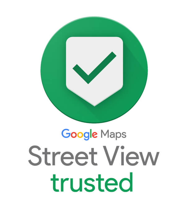 Trusted Google Street View Photographer