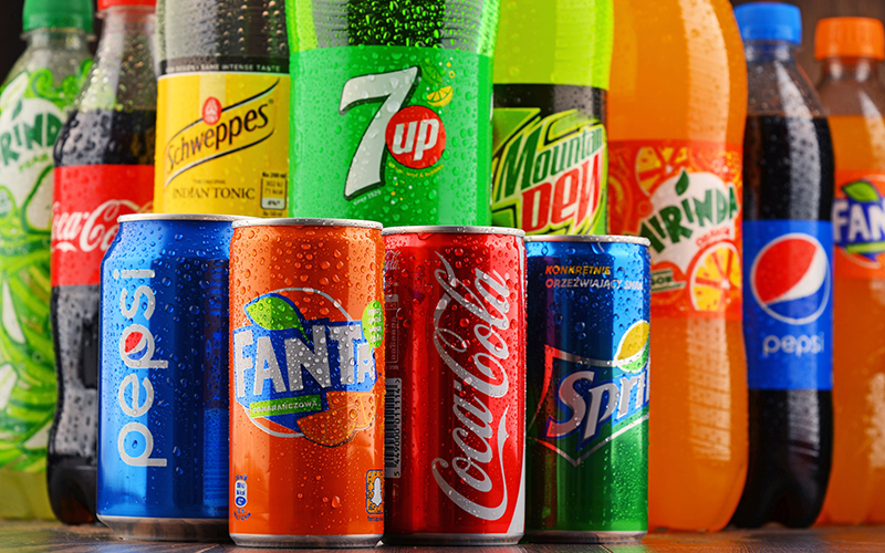 Everybody knows most of these drinks include a lot of sugar, but it's easy to overlook how much they carry.