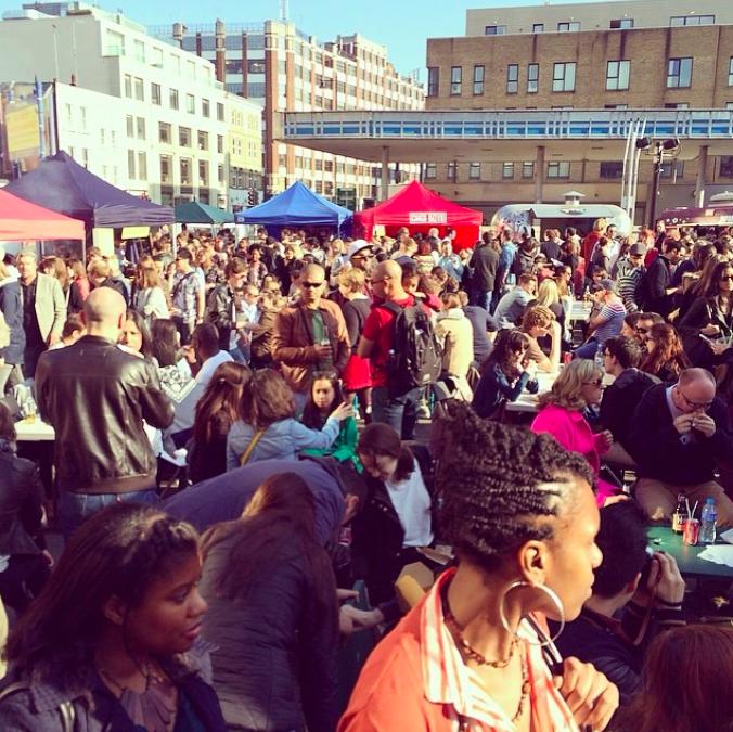 Duck Frites, Urban Food Fest