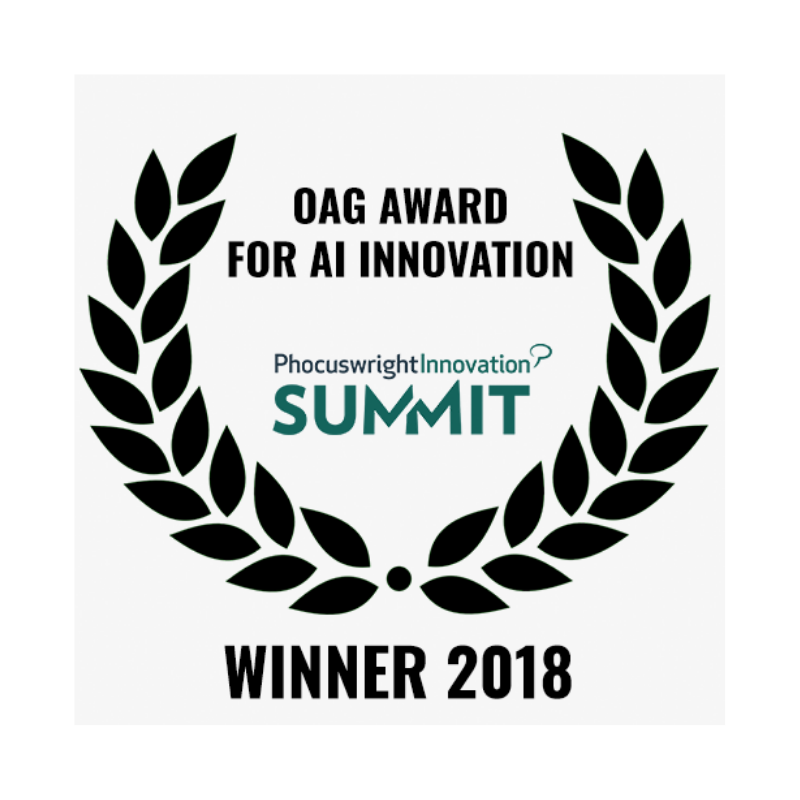 Baarb - Summit Pitch Winner at Phocuswright 2018    ~December 2, 2018