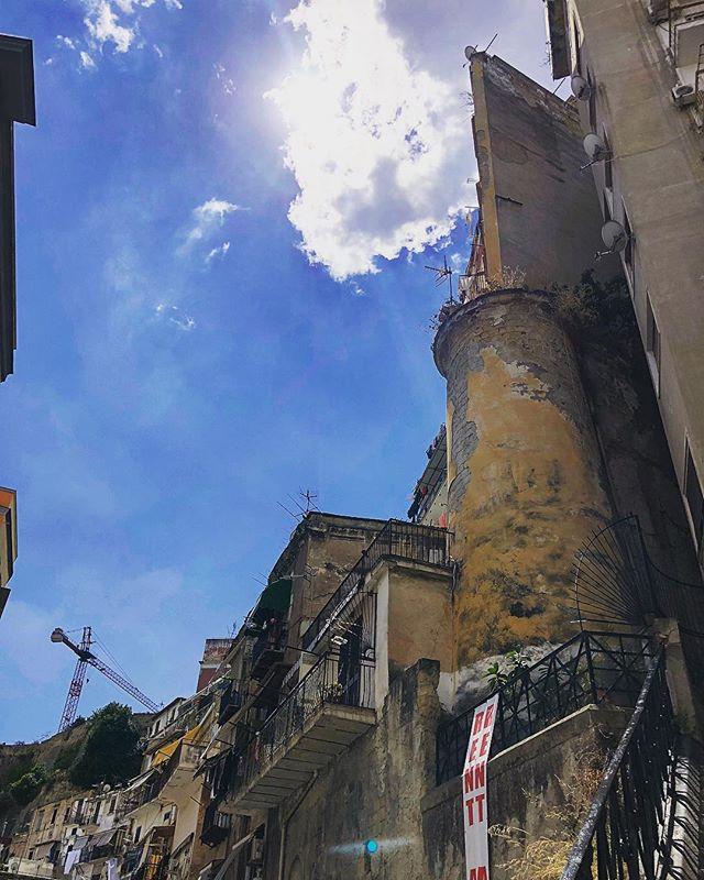 Strati di Napoli #napoli #santalucia #italy #italia  #naples