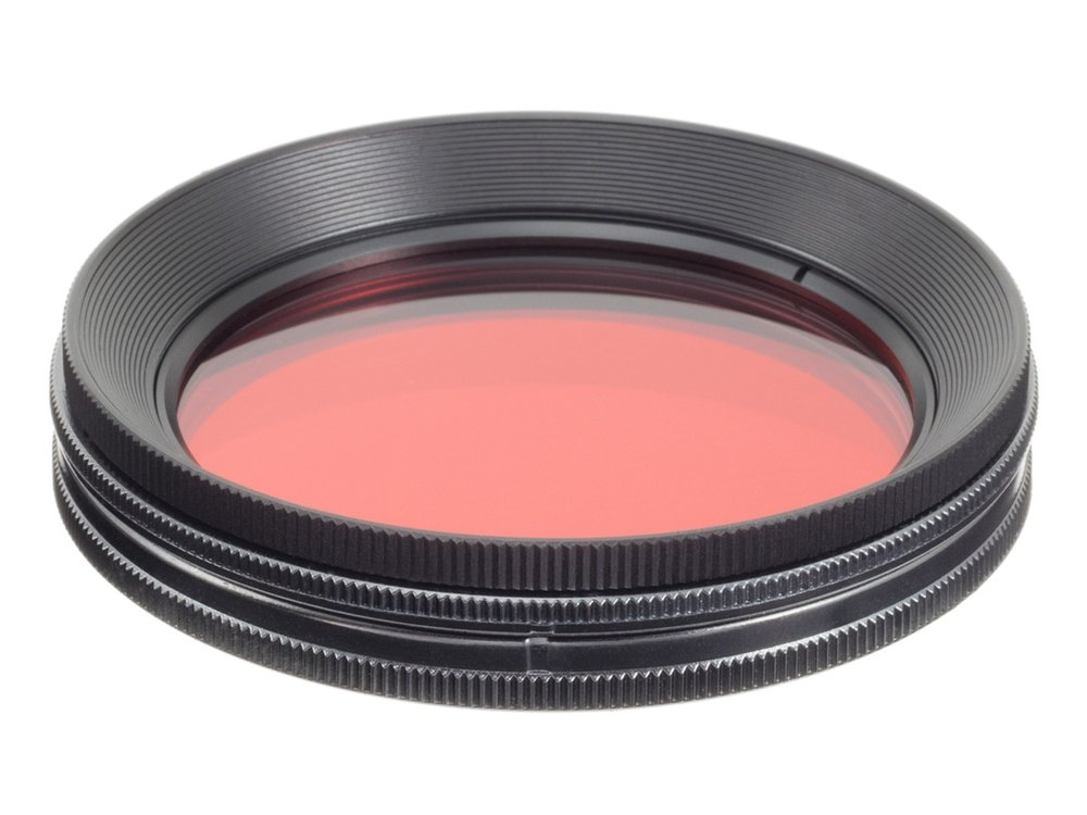 The INON Variable Red Filter may well be the Rolls Royce of underwater filters