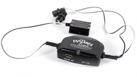 Fantasea are one of a number of manufactures who make strobe triggers to fit cameras with hotshoes.