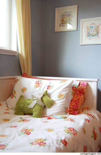 Flowered Duvet