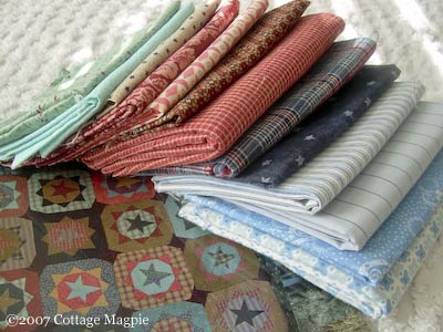 Fabric From Stash