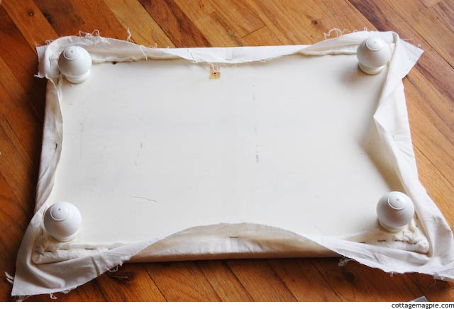 How to Make an Ironing Surface via Cottage Magpie