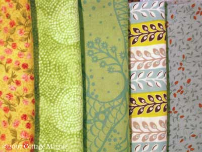New Selection of Fabrics