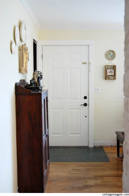 Front Entryway via Cottage Magpie