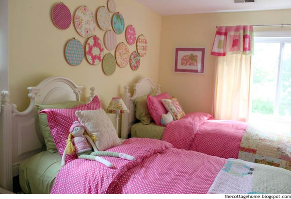 Daughters Room from The Cottage Home