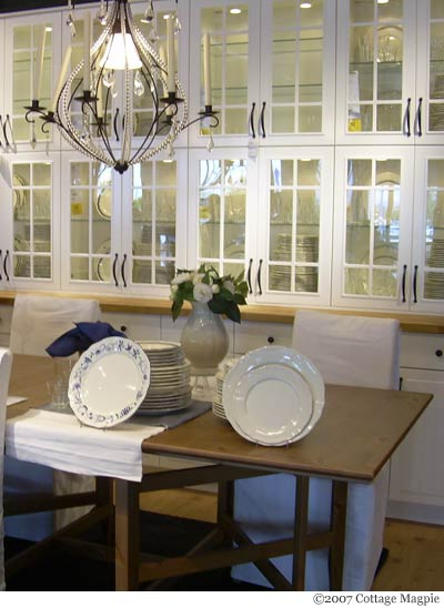 Dining Room: Cottage Style Ideas From IKEA — Cottage Magpie