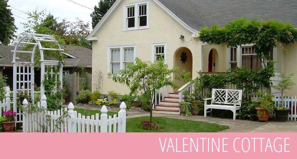 Valentine Cottage Home Tour - via www.cottagemagpie.com