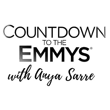 Countdown to the Emmys with Anya Sarre logo