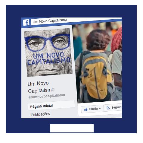 Facebook - Acompanhe nossa jornada!