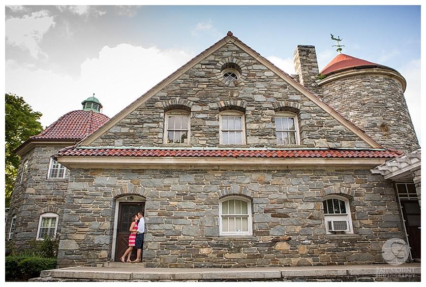 Turezyn Daponte Engagement Rhode Island