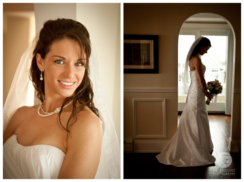 Philadelphia Wedding Photography Beach Wedding Bride Portraits