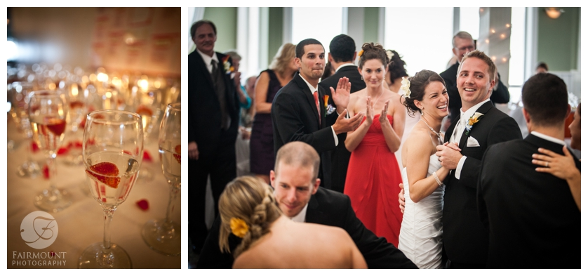 Philadelphia Wedding Photography Beach Ceremony First Dance