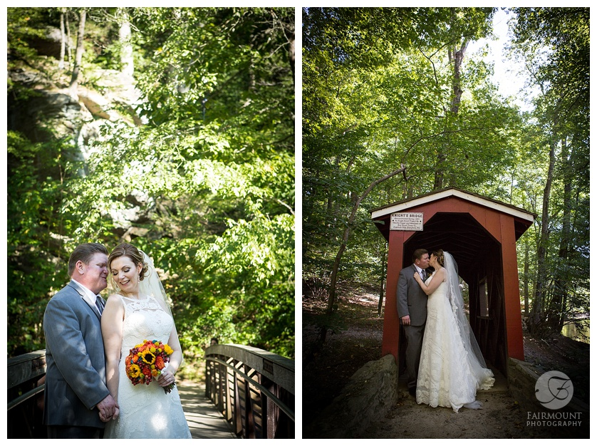 Lorimer Park Wedding Portraits