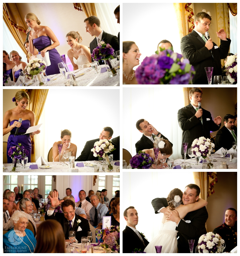 Funny wedding toast