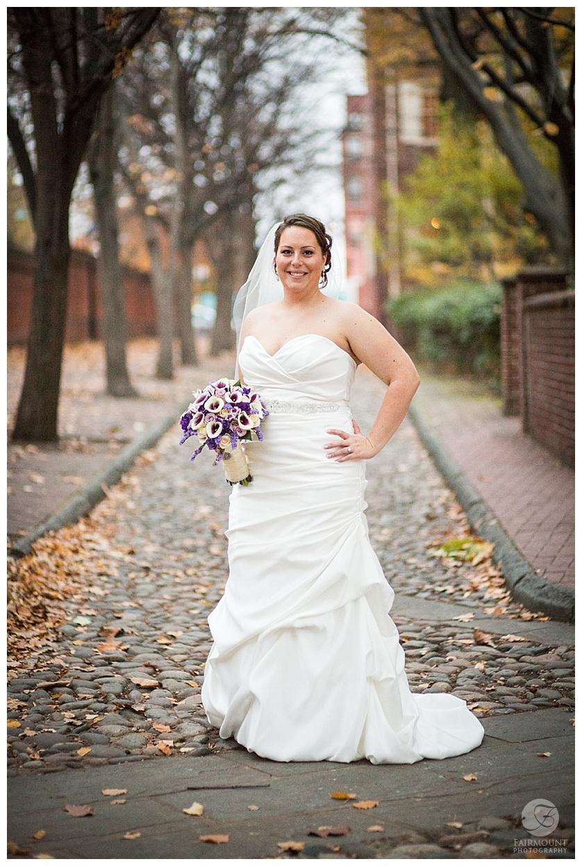 Nothstein Wedding bride