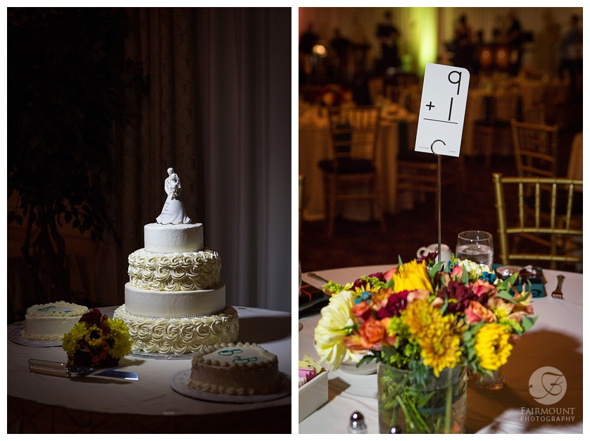 Townsend Room Wedding Reception Details
