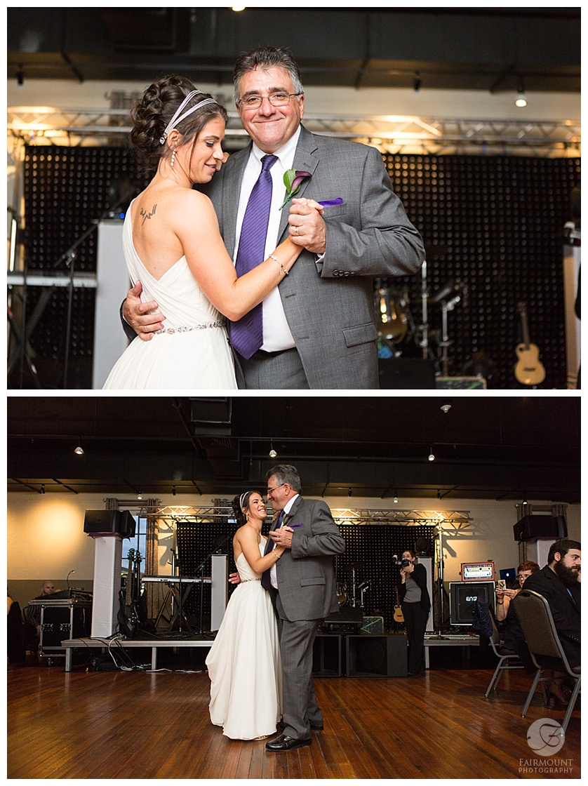 Father/Daughter First Dance