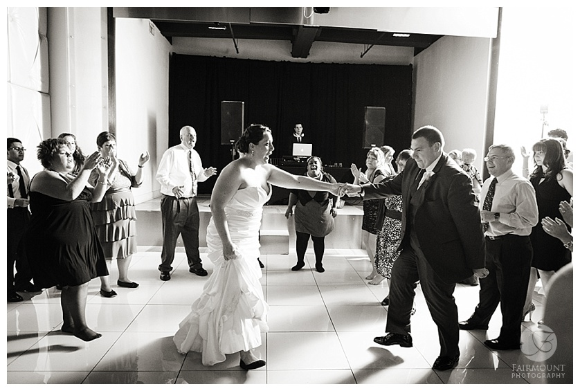 Nothstein Wedding dancing