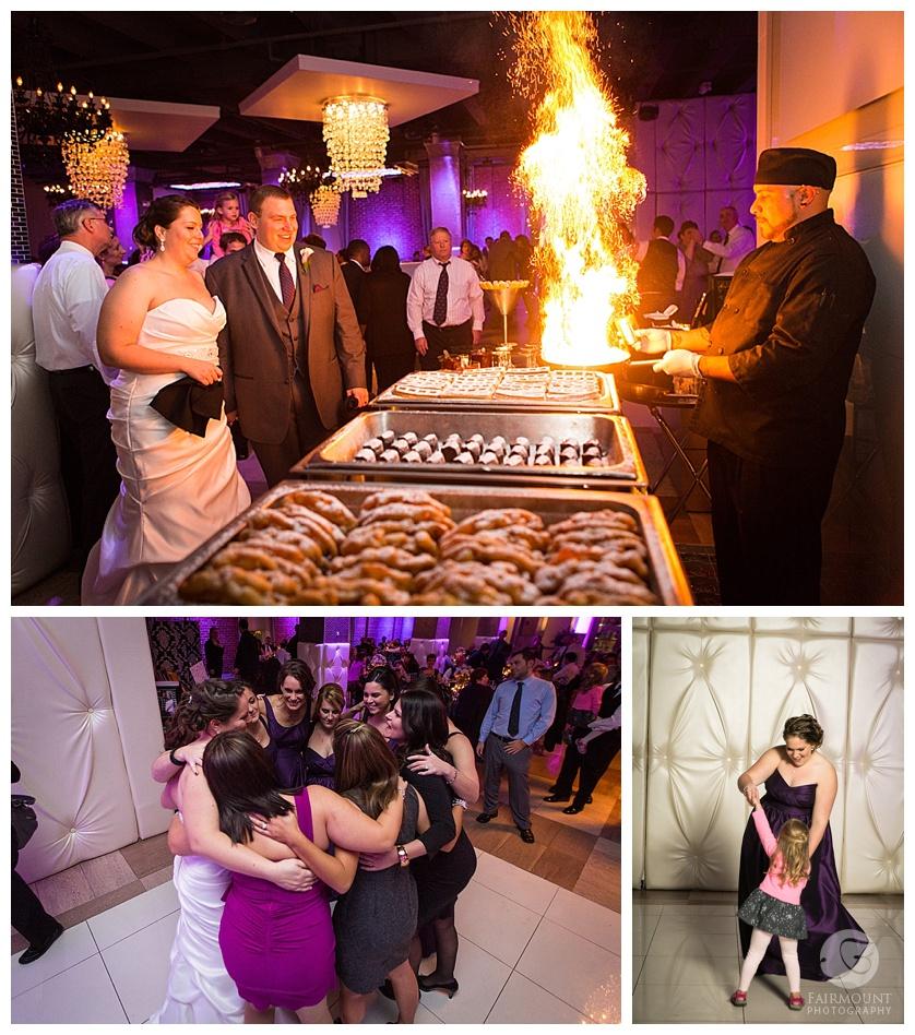 Nothstein Wedding reception