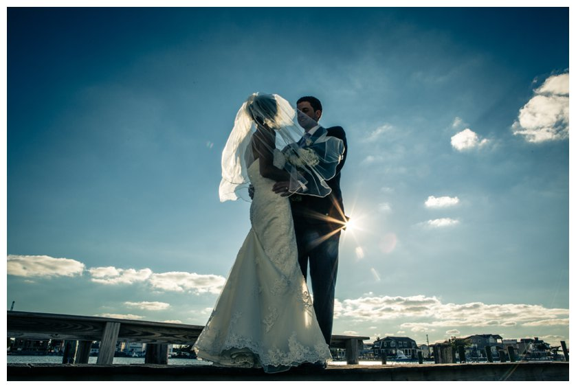 Stone Harbor Wedding Photography by the Bay