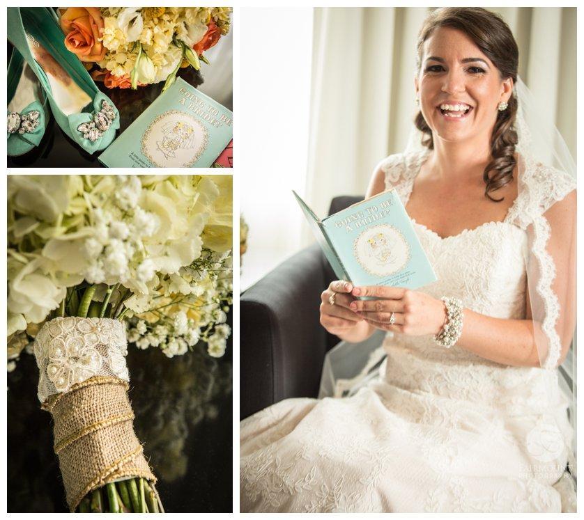 vintage wedding details for spring wedding