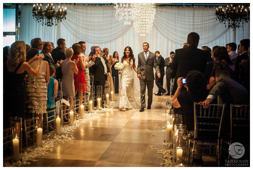 Tendenza wedding ceremony