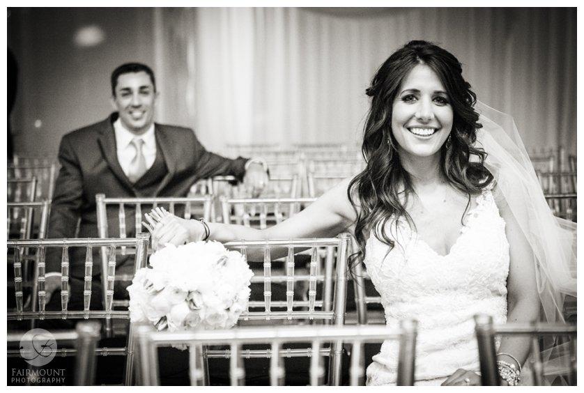 bride & groom at Tendenza