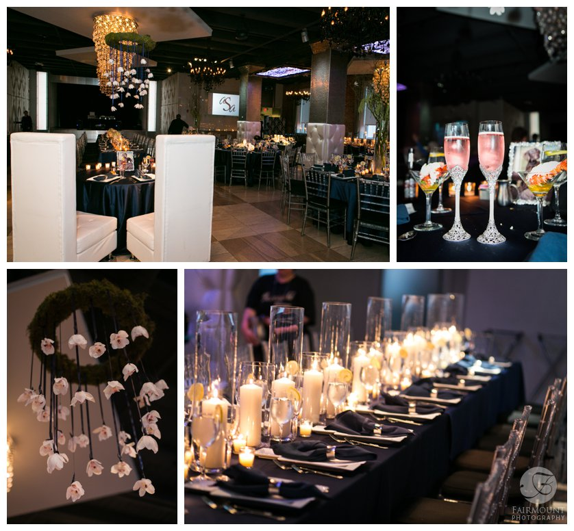 Tendenza wedding reception