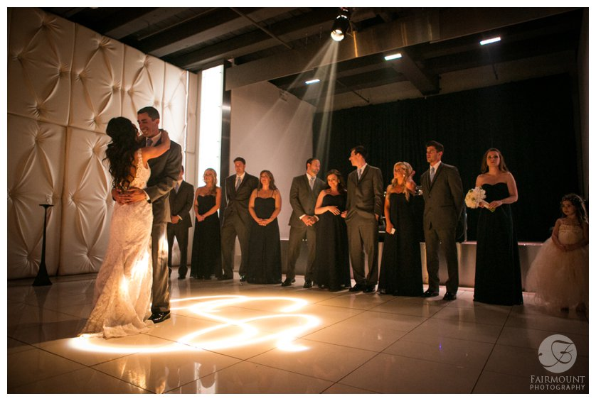 first dance in the spotlight