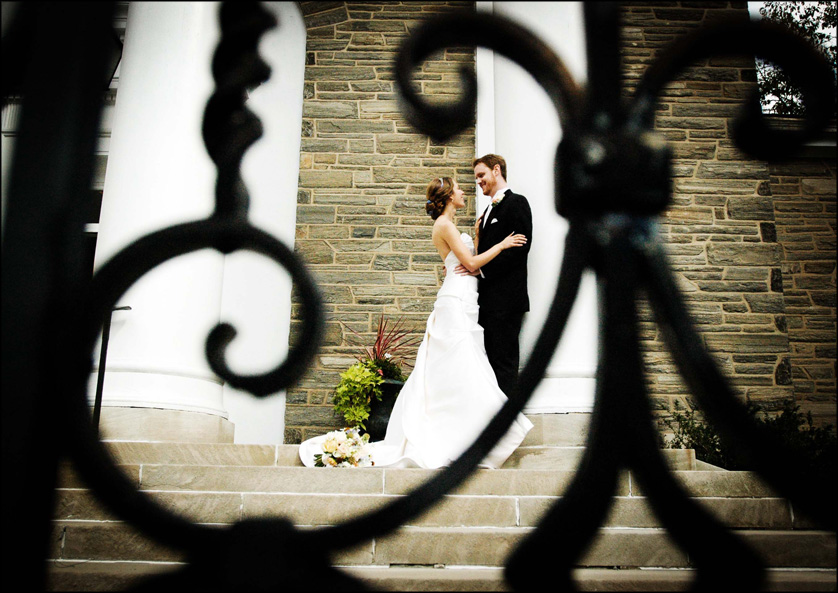 Presbyterian Church in Chestnut Hill wedding