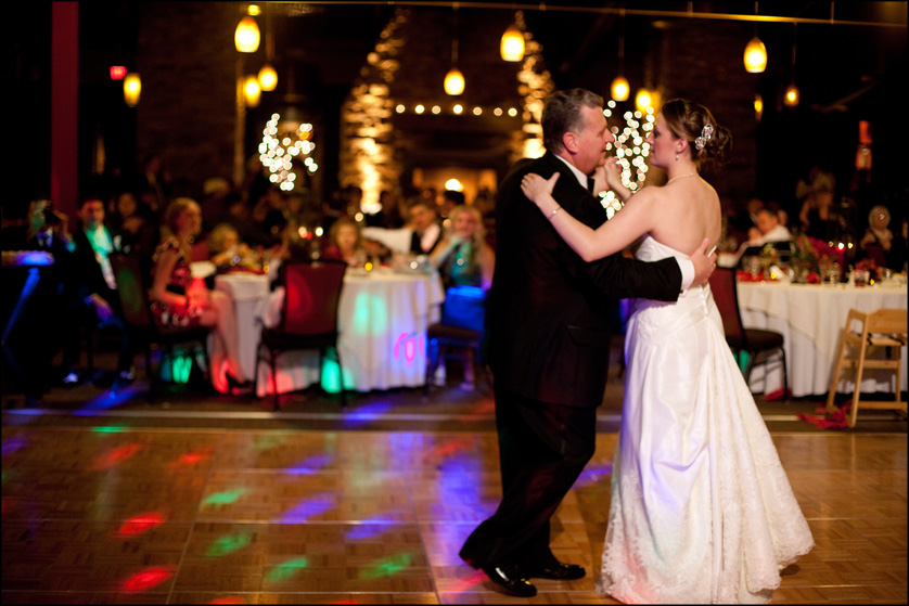 Father/Daughter Dance at Bear Creek Mountain Lodge