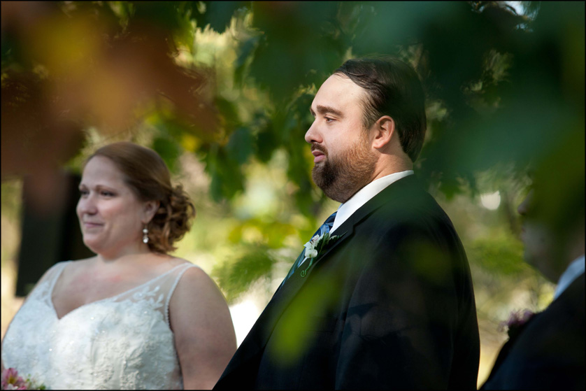 Beautiful autumn wedding in Bethlehem, Pennsylvania