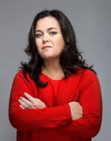 """Many thanks for the fun interview. One day, I'll interview you."" – Rosie O'Donnell -"